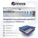 Taraflex, pavimento sportivo Ennova Solution