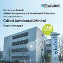 Conformità ai C.A.M.: le soluzioni della gamma Alubel